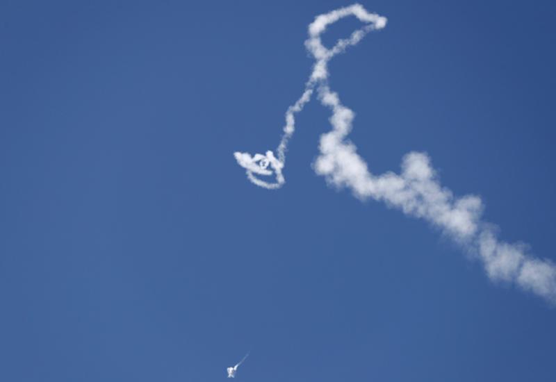 Военные Израиля перехватили четыре снаряда над Голанскими высотами