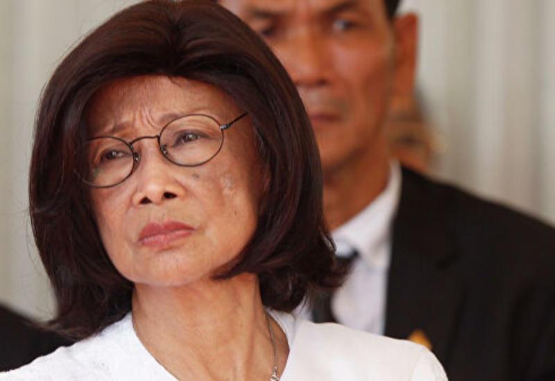 Умерла старшая сестра короля Камбоджи