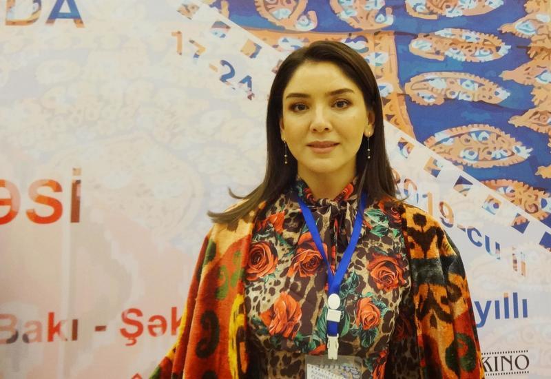 Актриса Рано Шодиева: В Узбекистане от 7-летнего ребенка до взрослого человека знают наизусть  старые азербайджанские фильмы