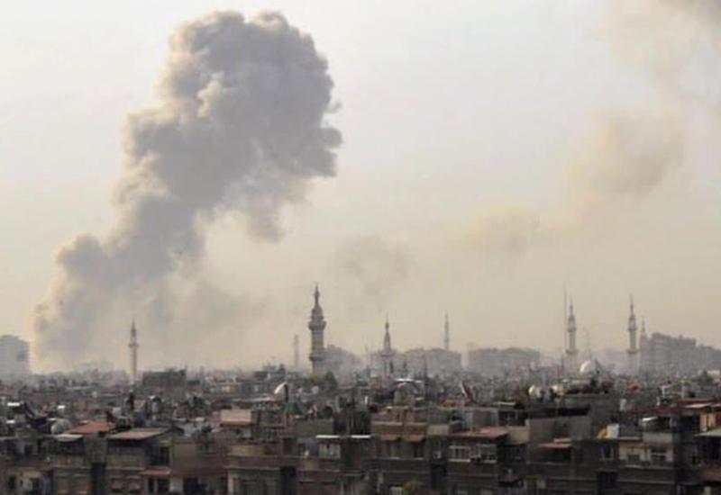 У международного аэропорта Дамаска прогремели взрывы