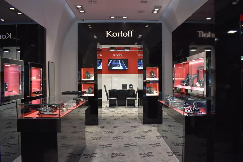 Коллекции Korloff - выбор ценителей роскоши и красоты