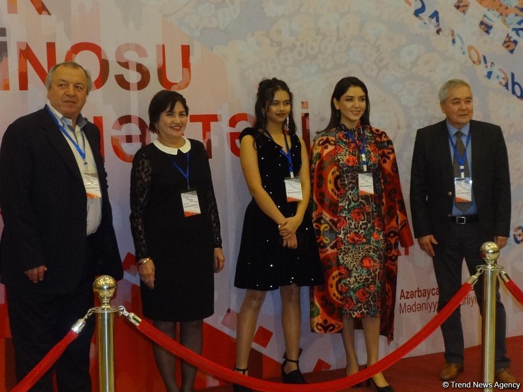 Состоялось торжественное открытие Недели узбекского кино в Азербайджане