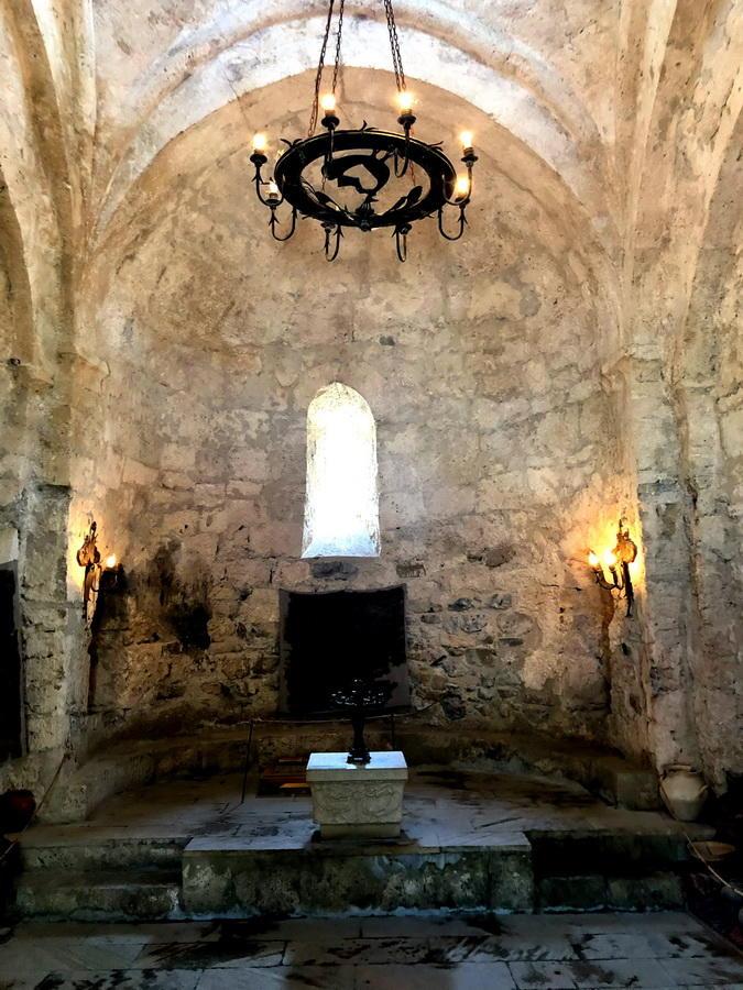 Тайны самой древней церкви на Кавказе
