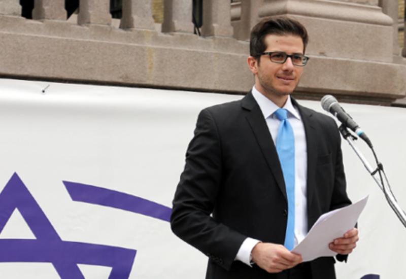 Новый посол Израиля едет в Азербайджан