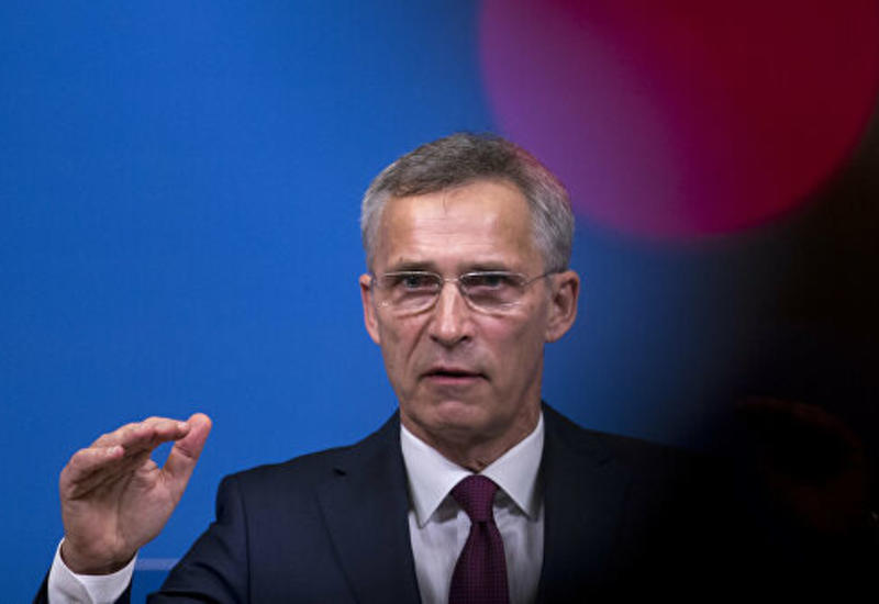 Генсек НАТО призвал союзников помочь Украине и Грузии
