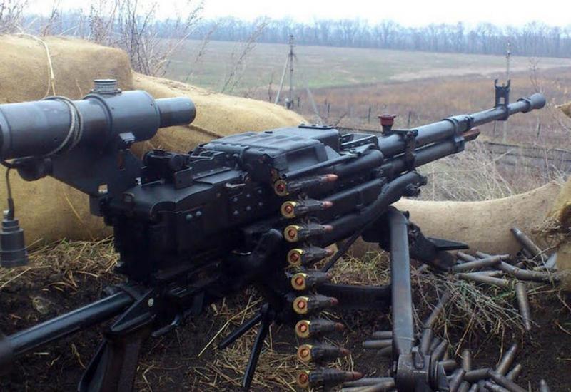ВС Армении обстреляли азербайджанские села из пулеметов