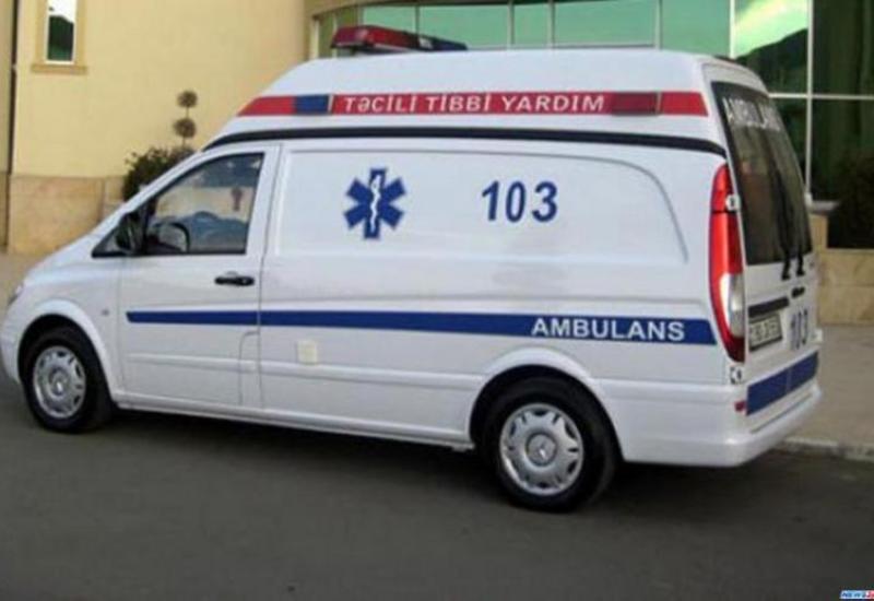 Трагичное ДТП в Загатале: микроавтобус сбил насмерть пешехода