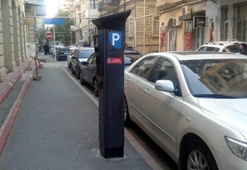Bakıda avtomobillərin parklanması PULSUZDUR - BNA-dan AÇIQLAMA