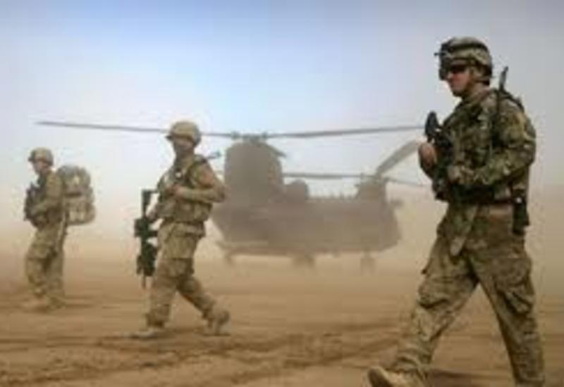 В Афганистане рухнул вертолет, погибли американские военные