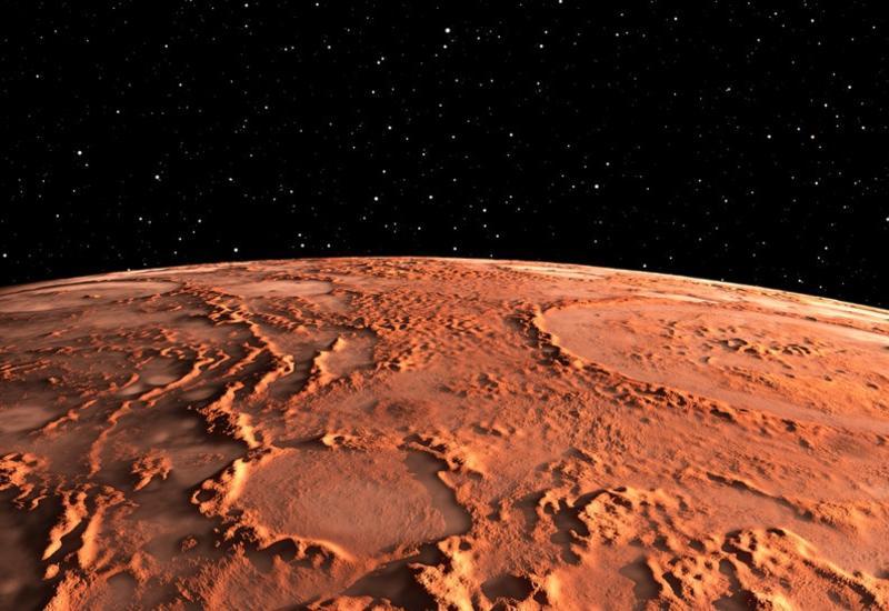 На Марсе нашли следы древних ледников