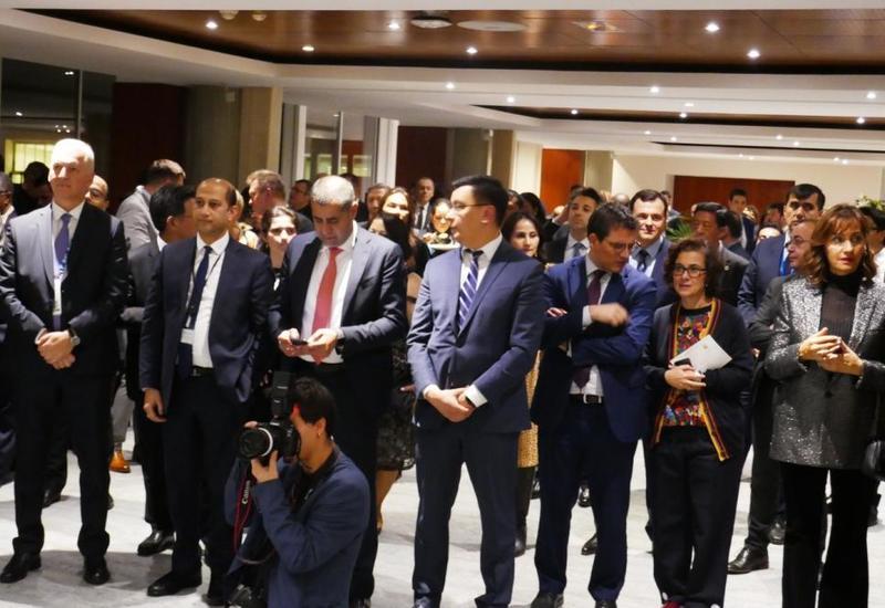 В Париже отмечена 25-я годовщина создания Национальной комиссии Азербайджана при ЮНЕСКО