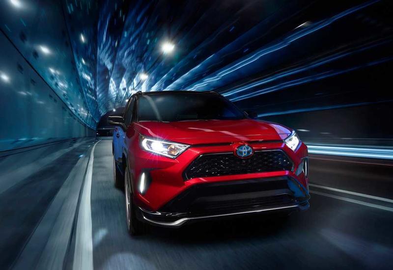 Представлен самый мощный и быстрый кроссовер Toyota в истории