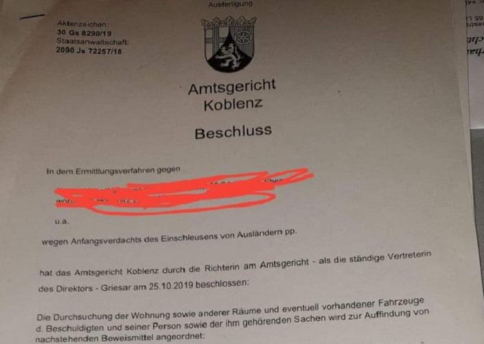 Как мусаватисты в Германии людьми торговали