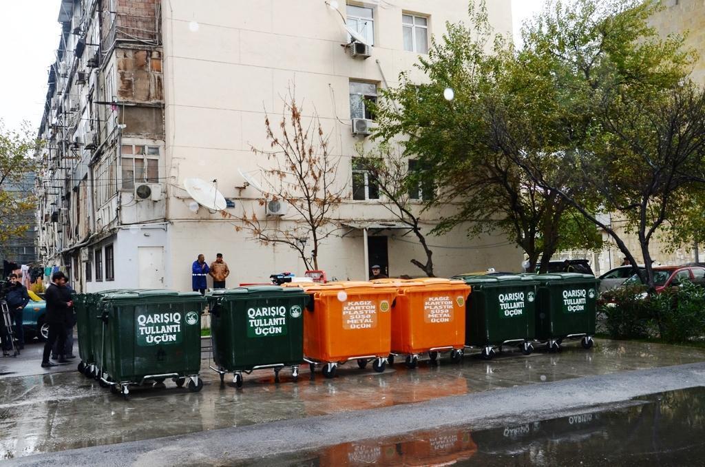 Благодаря этому проекту Баку поднимется на уровень ведущих столиц Европы