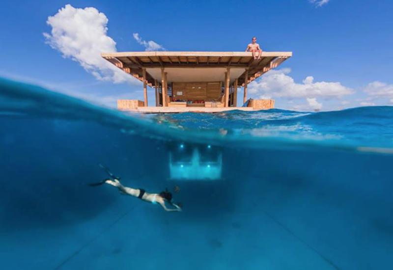 10 самых необычных и крутых плавучих отелей в мире