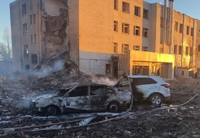 В Испании взорвался склад пиротехники, много погибших