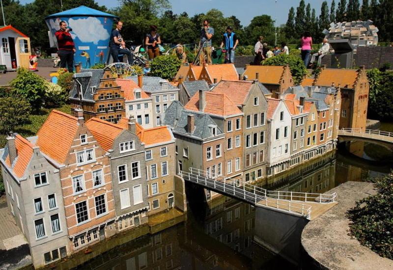 Невероятный парк миниатюр в Гааге