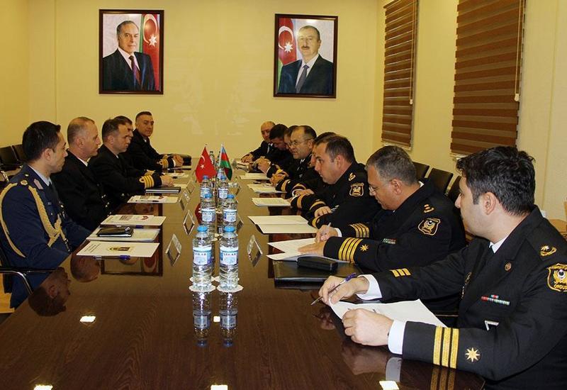 Азербайджан и Турция обсудили сотрудничество в сфере ВМС