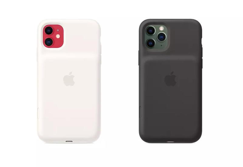 Apple выпустила новые чехлы, заряжающие iPhone 11