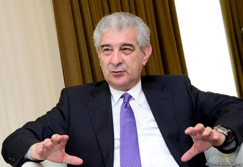 Али Ахмедов: В проведении съезда ПЕА в связи с выборами нет нужды
