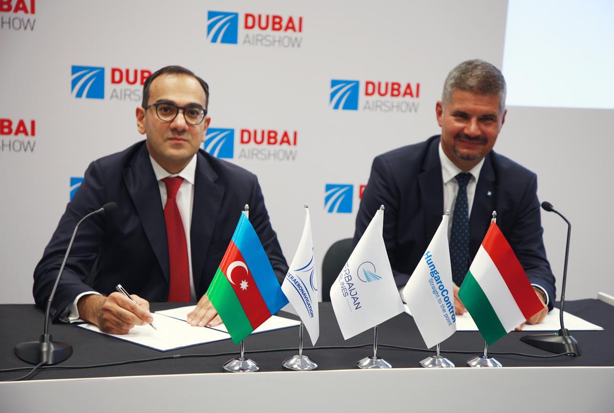 На выставке Dubai Air Show 2019 «Азербайджанские Авиалинии» достигли ключевых договоренностей