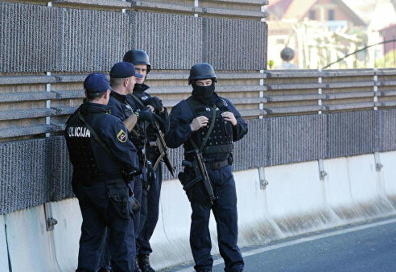 В сербском техникуме мужчина устроил стрельбу из винтовки