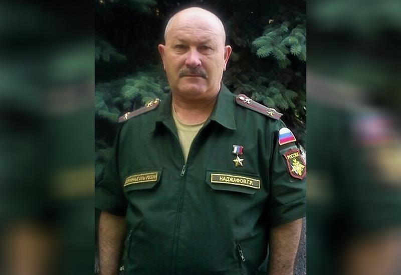 Азербайджанец, удостоенный звания Героя России