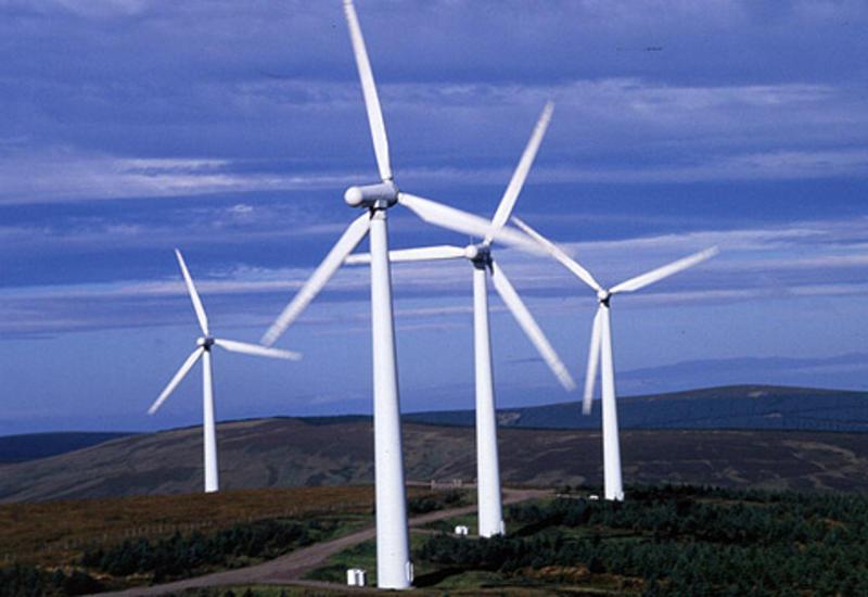 Азербайджан делает ставку на энергию ветра
