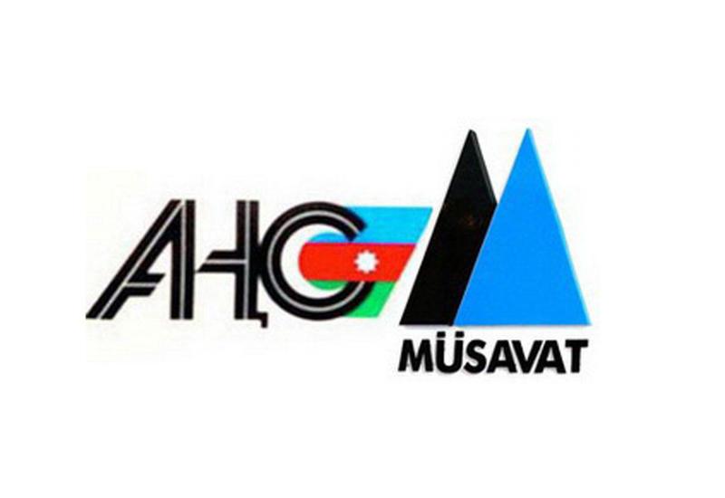 """Elçin Mirzəbəyli: """"AXC-Müsavat hakimiyyəti"""" Azərbaycan xalqına, xalq hərəkatına xəyanət edib"""