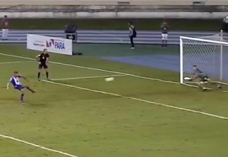 Бразилец нелепо исполнил решающий пенальти и лишил команду кубка