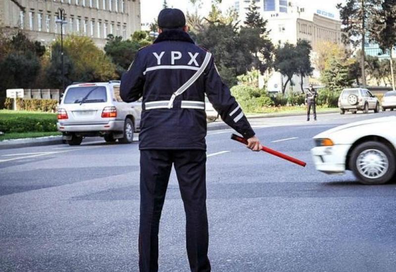 Эти водители будут оштрафованы на 40 манатов