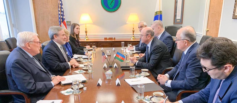 В США обсудили ключевую роль азербайджанского мегапроекта в энергобезопасности