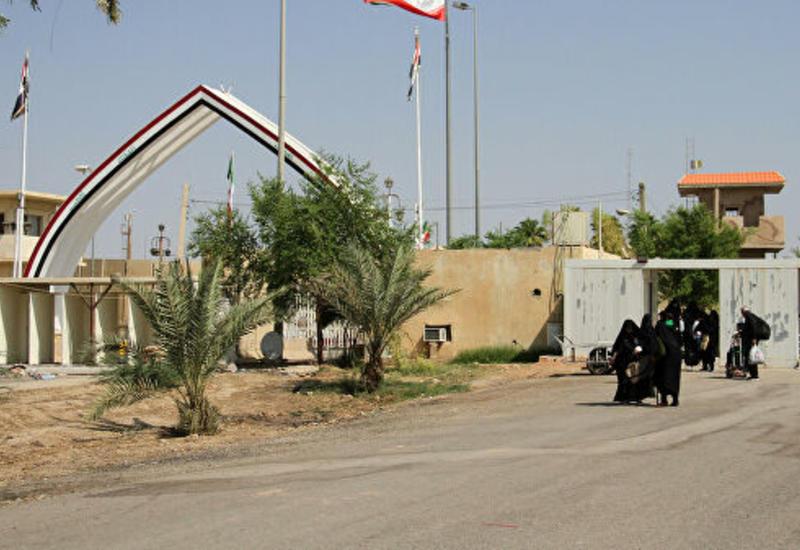 Ирак восстановил работу КПП на границе с Ираном