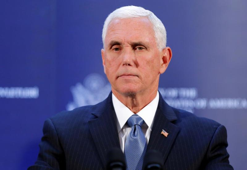 Вице-президент США прибыл с необъявленным визитом в Ирак