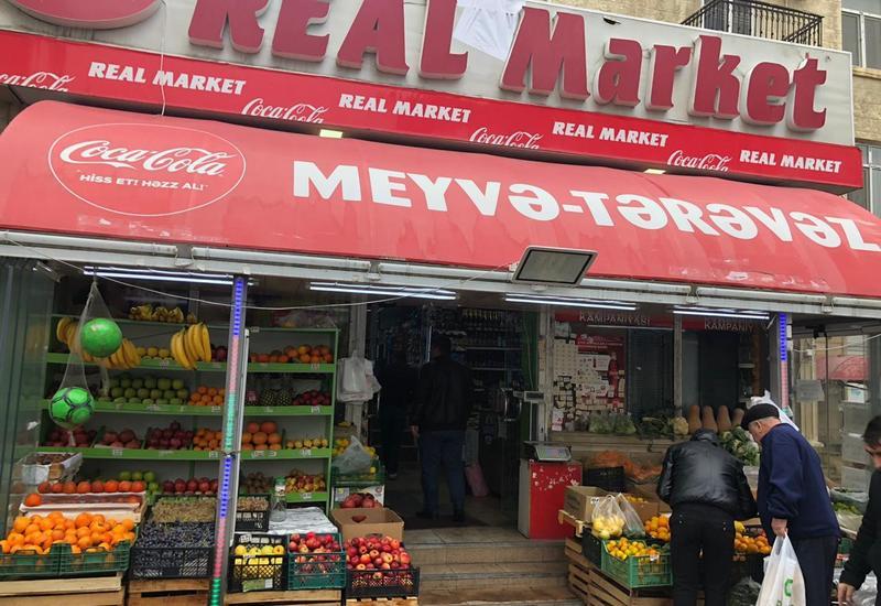 В Баку выявлен продуктовый магазин, торгующий просроченной продукцией