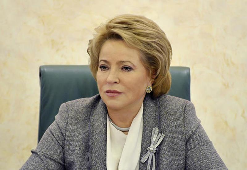Матвиенко раскритиковала песню представительницы России на Евровидении-2021