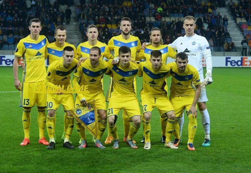 БАТЭ впервые за 14 лет не сумел стать чемпионом Беларуси по футболу