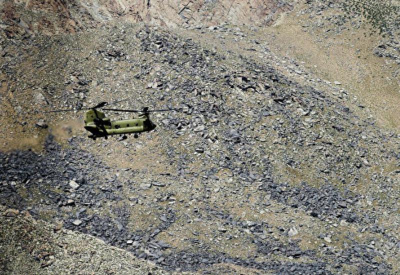 Авиаудар коалиции в Афганистане унес жизни мирных жителей