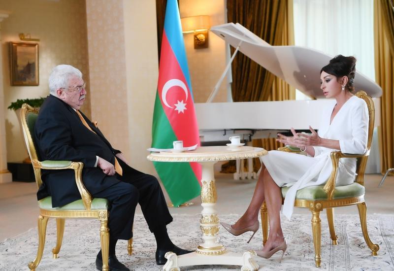 Мехрибан Алиева: отношения Москвы и Баку носят образцовый характер