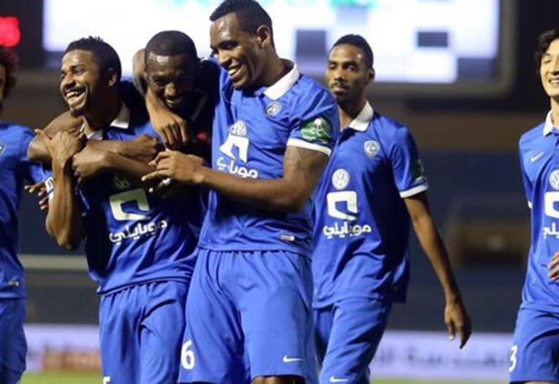 """Футболисты """"Аль-Хиляля"""" в третий раз стали победителями азиатской Лиги чемпионов"""