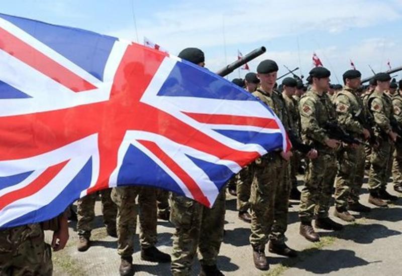 Численность британской армии могут значительно сократить