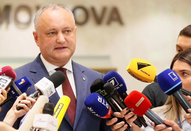 Президент Молдовы будет общаться с гражданами в YouTube