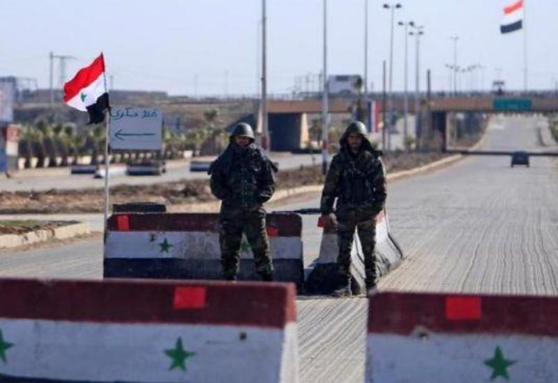 Ирак усилил меры безопасности на границе с Сирией