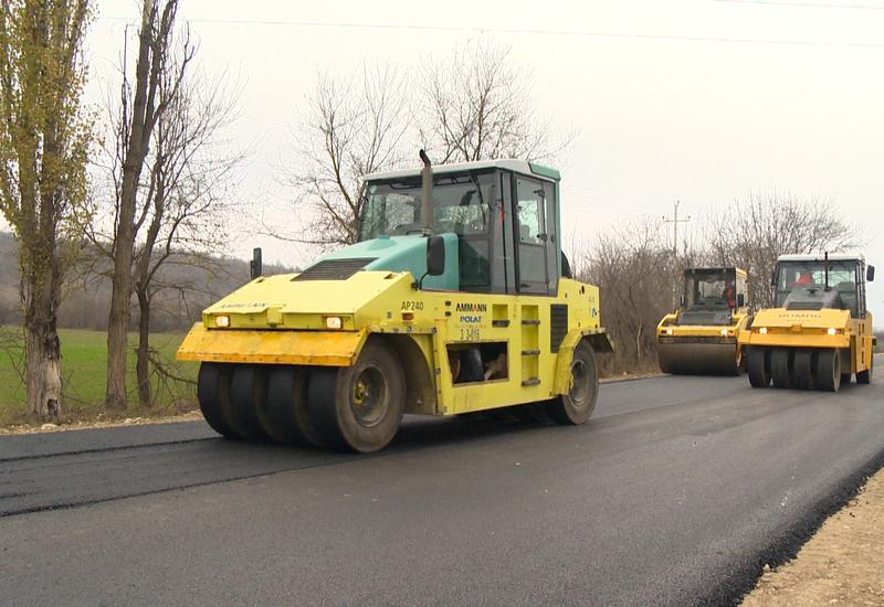 В Азербайджане завершается ремонт крупной региональной автодороги
