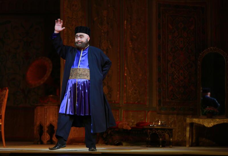 """В Театре оперы и балета покажут спектакль """"Не та, так эта"""" Узеира Гаджибейли"""