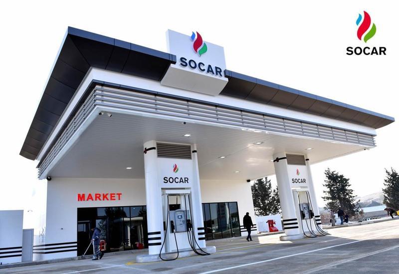 В Азербайджане заработала еще одна автозаправка SOCAR
