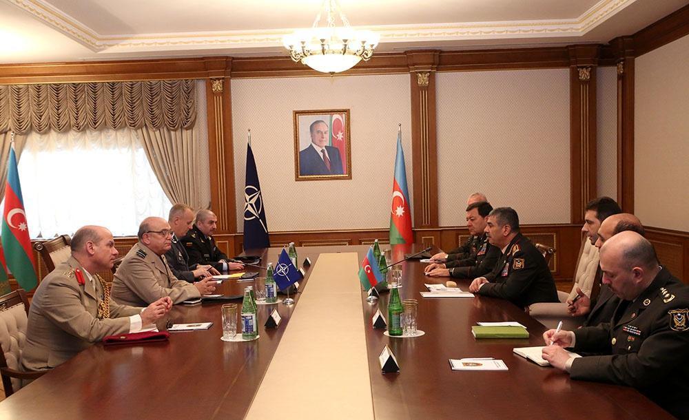 НАТО поддерживает территориальную целостность, независимость и суверенитет Азербайджана