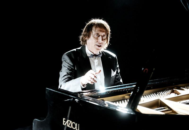 Известный пианист Семен Сон даст мастер-класс в Баку