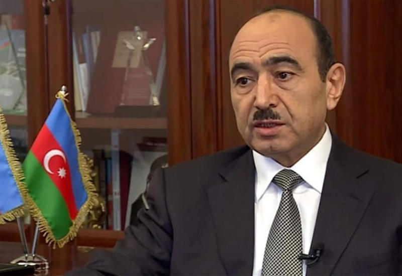 Али Гасанов освобожден от должности