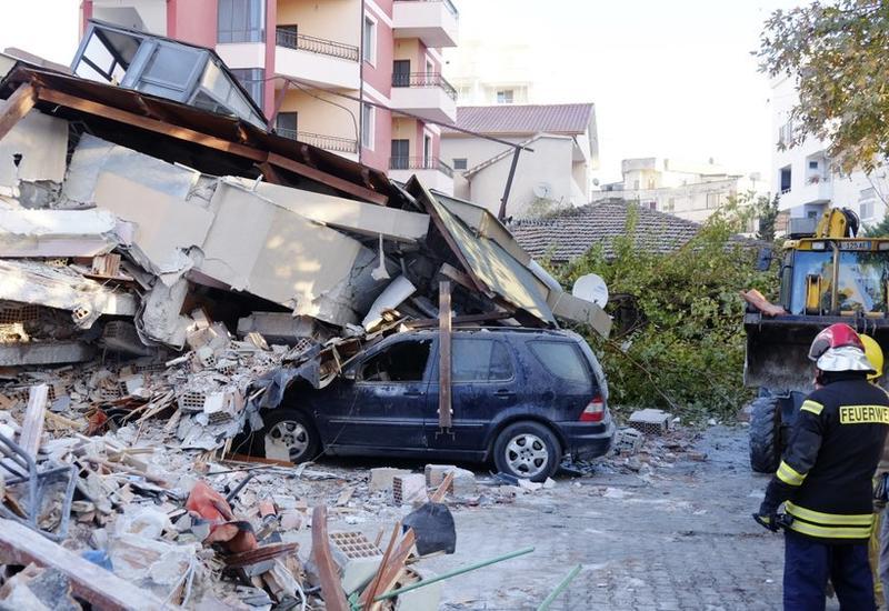 Мощное землетрясение в Албании: число пострадавших перевалило за 600